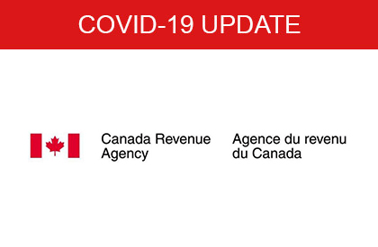 COVID-19 Canada Revenue Agency