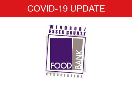 COVID-19 Windsor Essex Food Bank Association