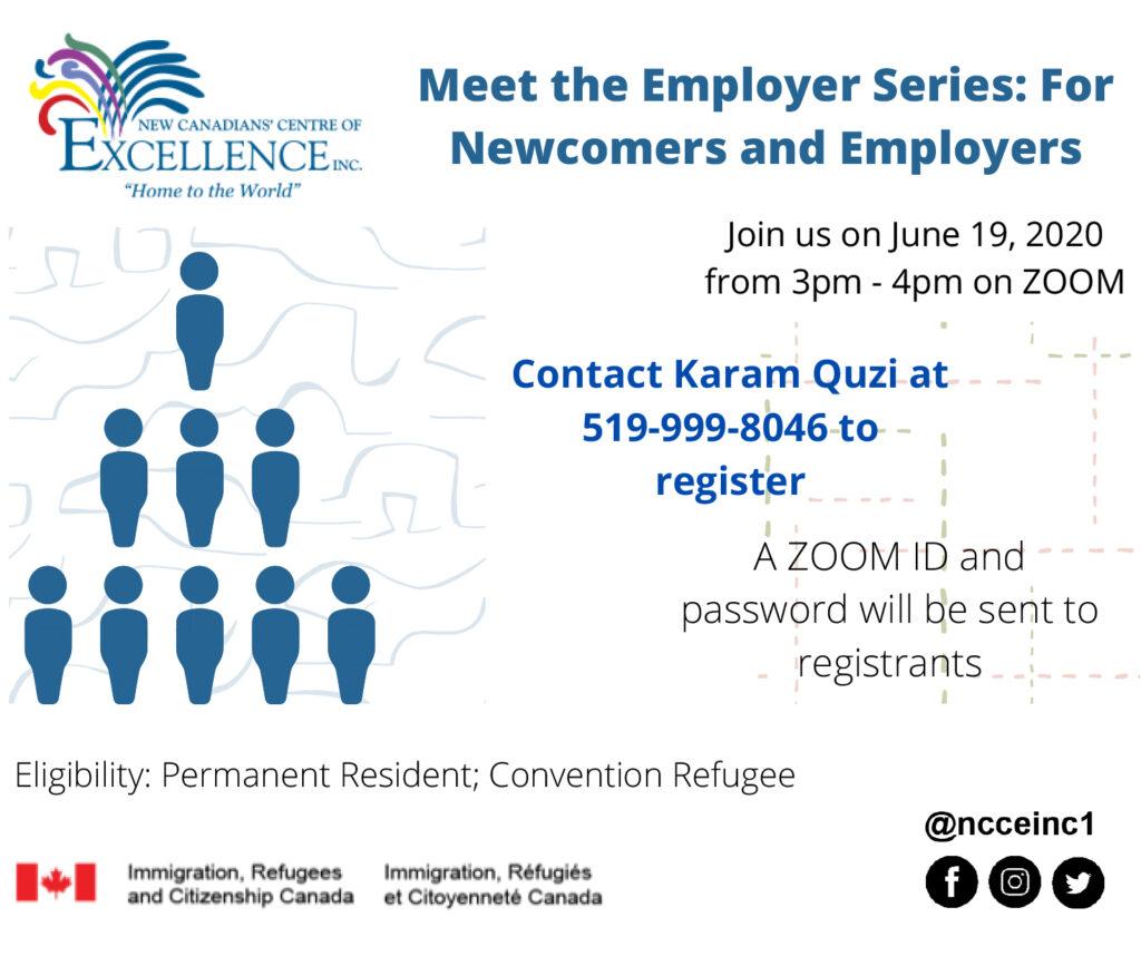 Meet the Employer