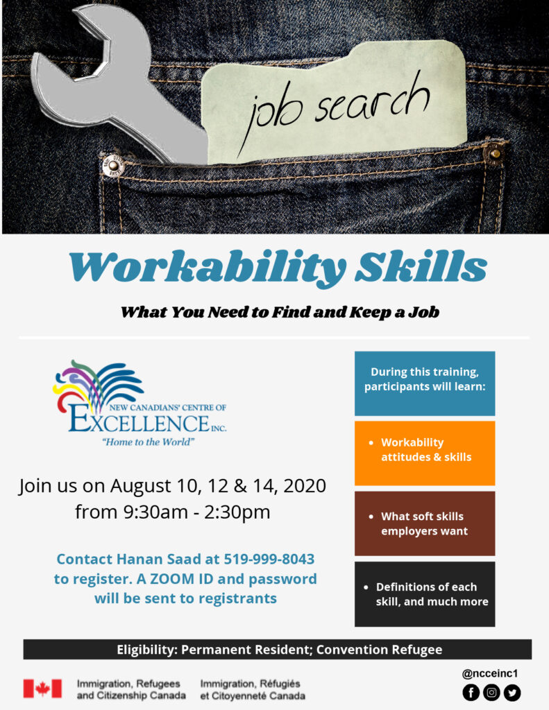 Workability Skills: What You Need to Get and Keep a Job Training