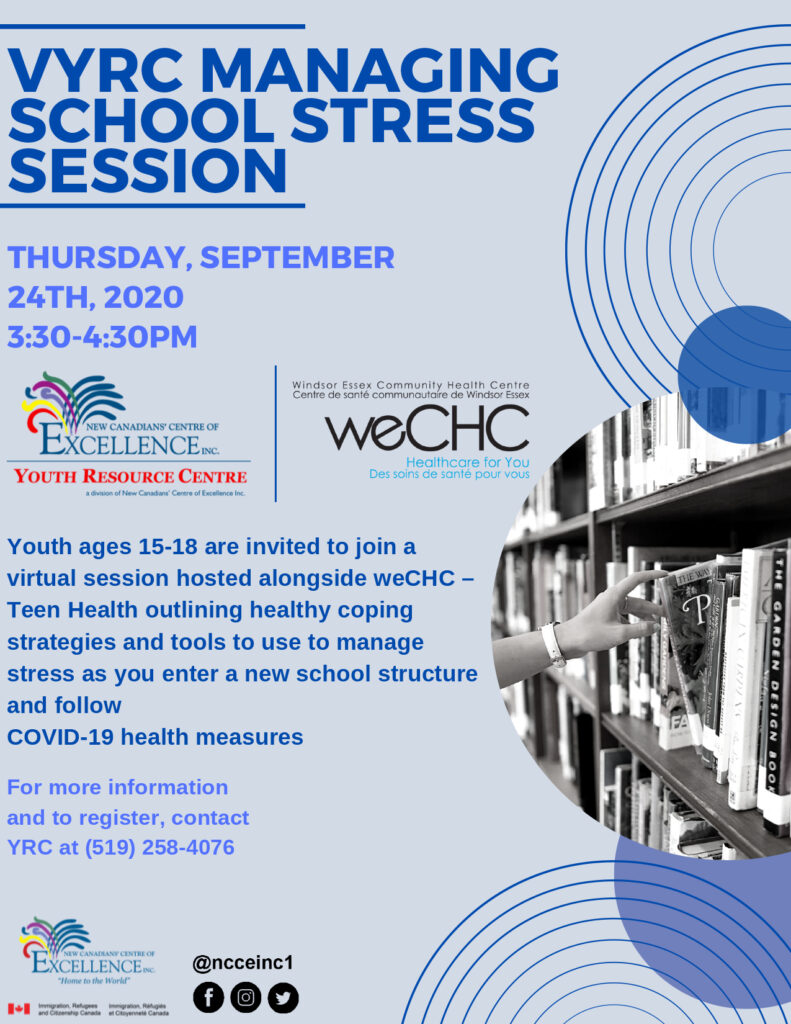 Teen Health Centre Session
