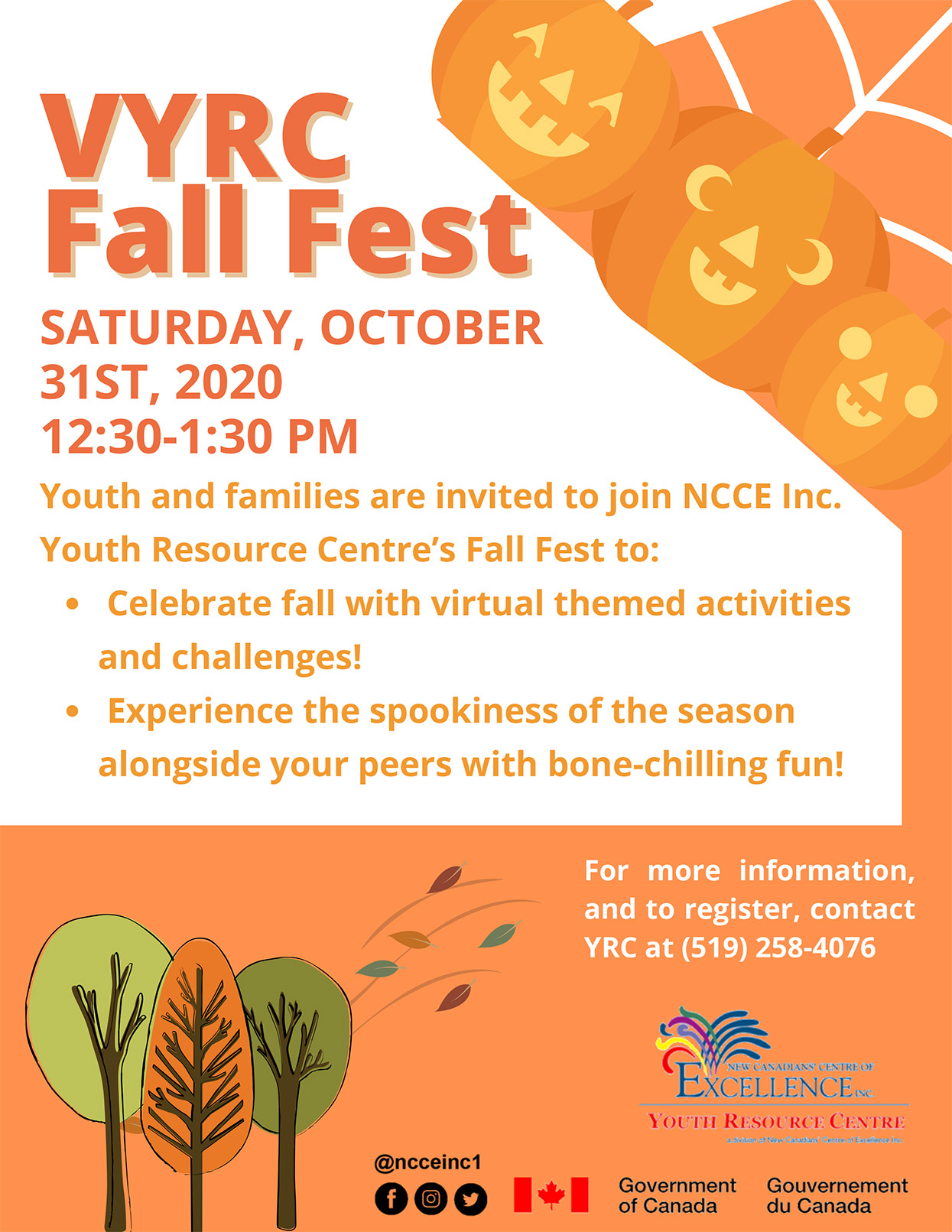 VYRC Fall Fest