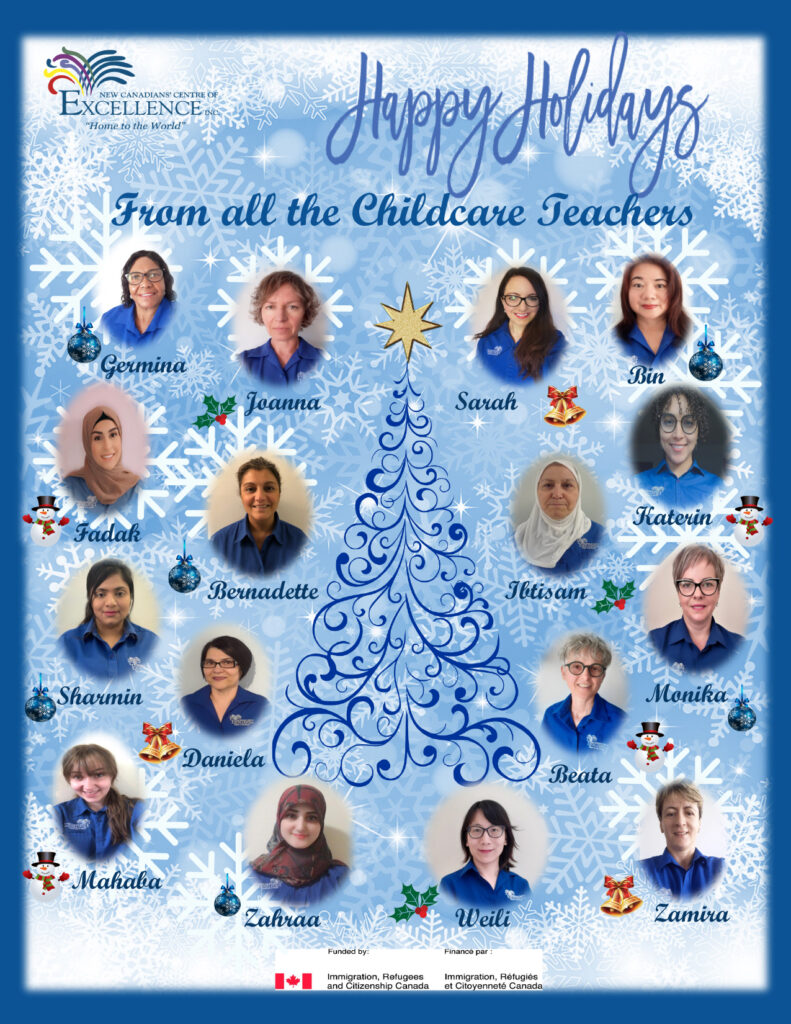 CPS Staff Holiday Greeting