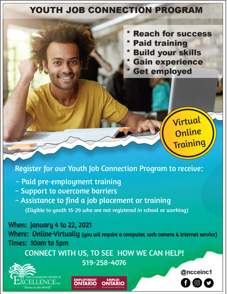 Virtual Youth Job Connection