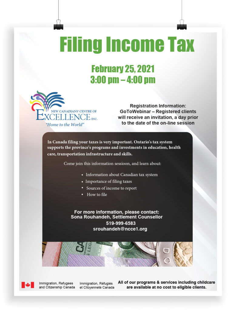 Filing Income Tax
