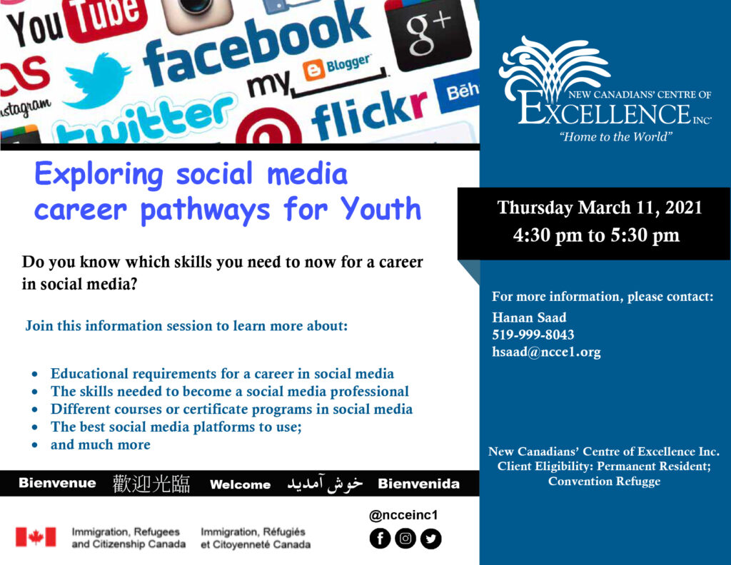 Exploring Social Media Career Pathways for Youth