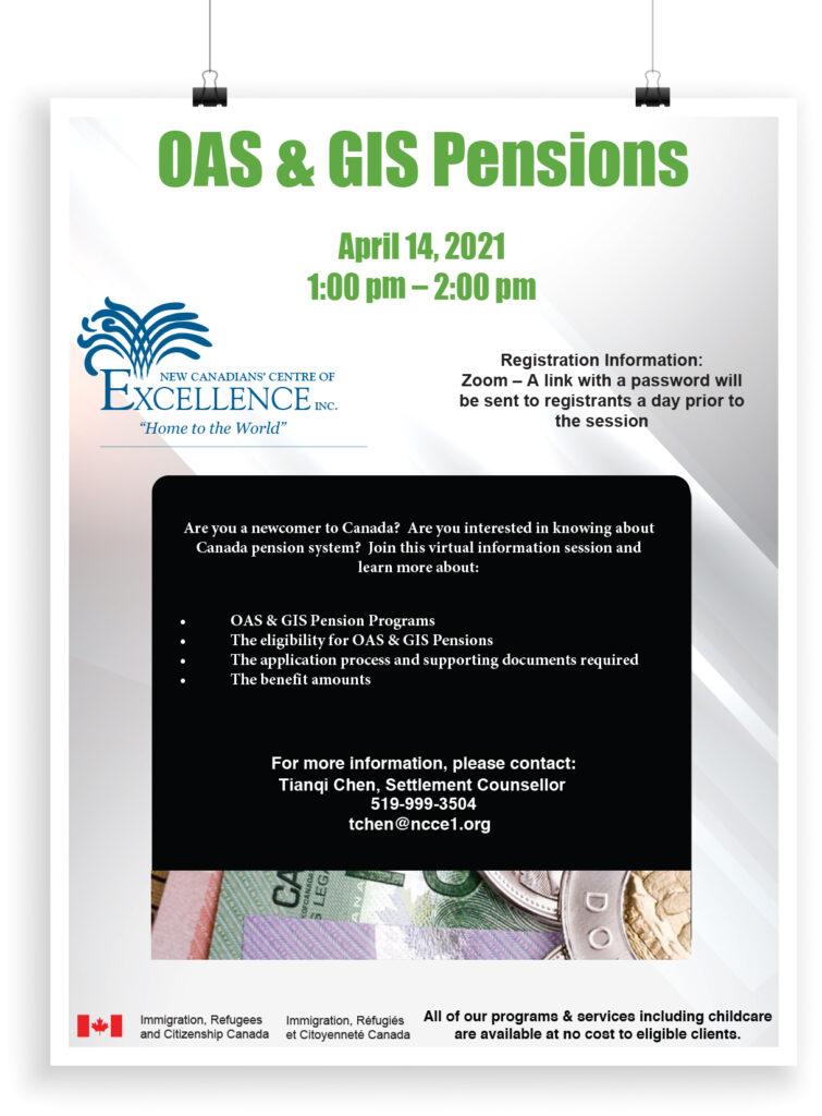 OAS & GIS