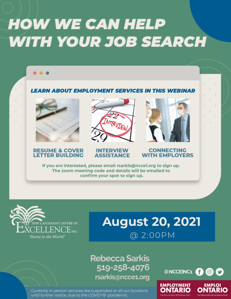 EO Info session