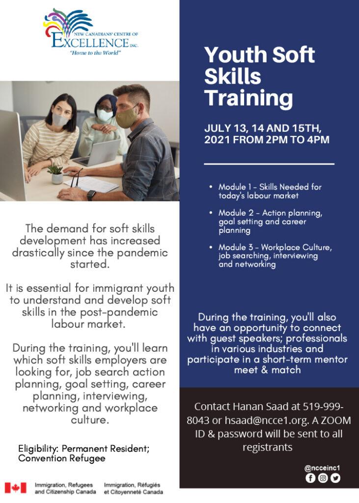 Youth Soft Skills Training
