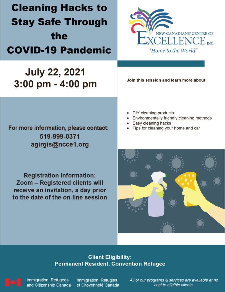 Cleaning Hacks to Stay Safe Through the COVID-19 Pandemic