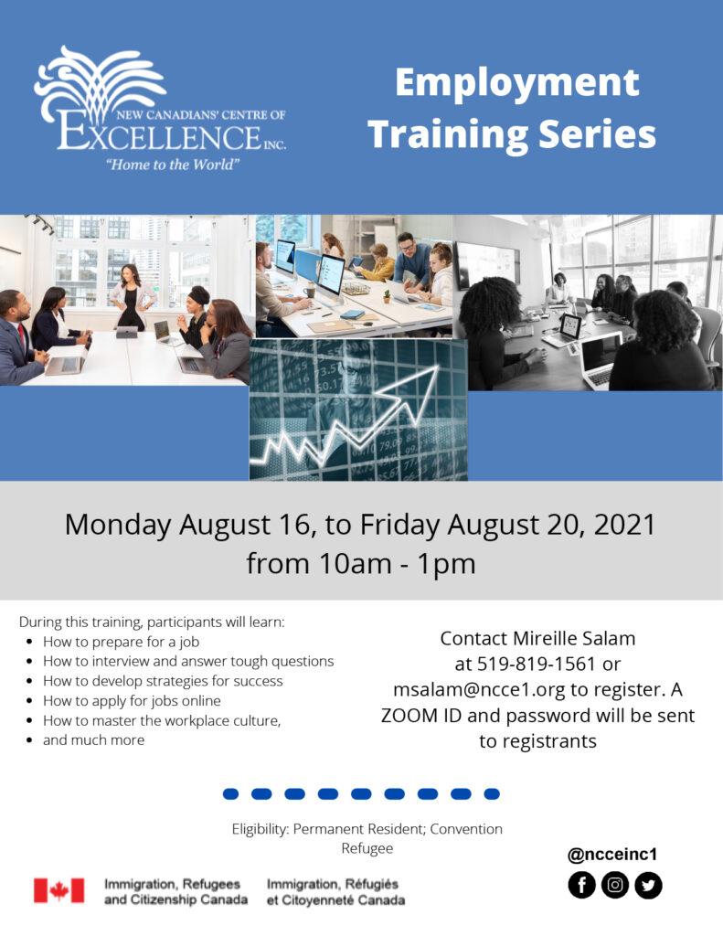 Employment Training Series_2