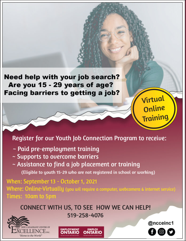 Youth Job Connection Program